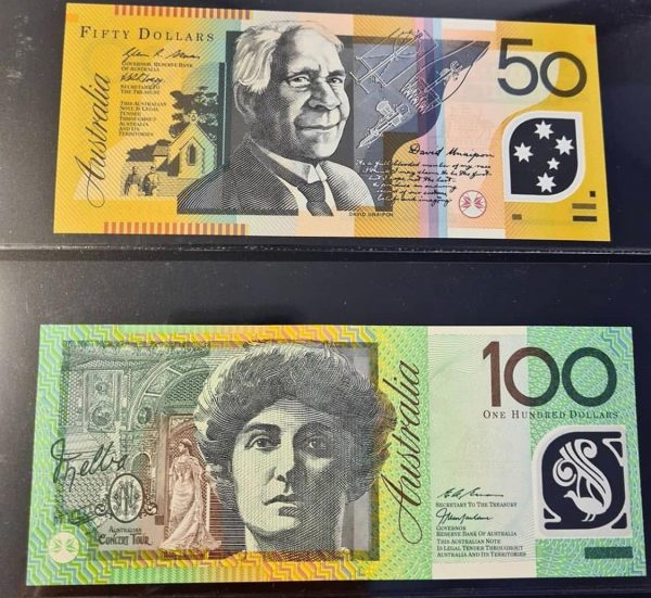 AUD COUNTERFEIT
