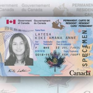 Canadian ID Card