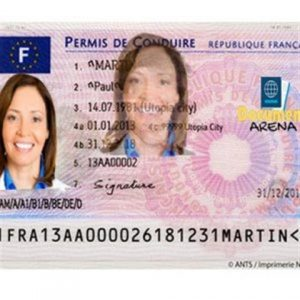 France Driving License