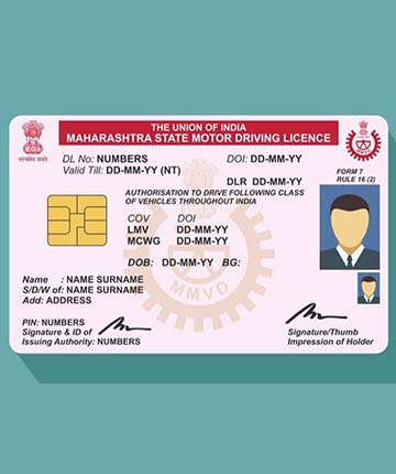 Id Card Driving licences